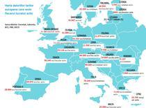 Harta datorii populatie activa