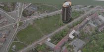 Proiectia turnului de la Razoare