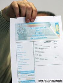 Certificat de revolutionar