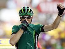Pierre Rolland, victorie superba pe Alpe-d'Huez