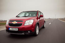 Test Drive cu Chevrolet Orlando