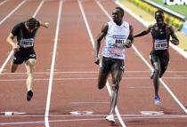 Bolt, cel mai rapid