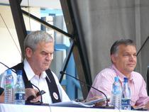 Laszlo Tokes si Viktor Orban