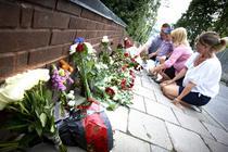 Norvegia la o zi dupa tragedie (Sursa foto: Reuters)