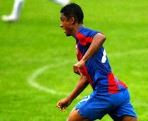 Tatu, primul gol pentru Steaua