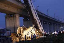 Accident feroviar in China