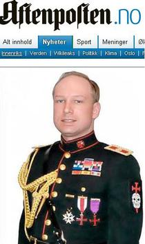 captura foto - Anders Breivik