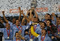 Uruguay s-a impus in Copa America