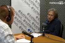 Pascal Bruckner discutand cu Dan Tapalaga