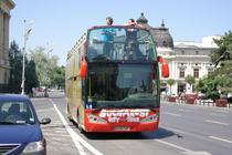 FOTOGALERIE Autobuzul turistic care face turul Bucurestiului