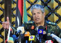 Liderul militar al rebelilor, Abdel Fattah Younes
