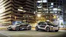 BMW i8 si BMW i3