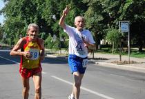Maratonul Sfantu Gheorghe