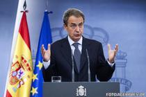 Premierul spaniol, Jose Luis Rodriguez Zapatero