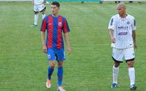 Mihai Costea, primul gol in tricoul Stelei