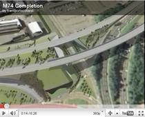 Proiectul extensiei M74 Glasgow