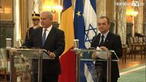 Benjamin Netanyahu cu Emil Boc