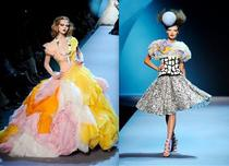 Bill Gaytten pentru Dior