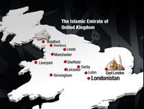 Emiratele islamice ale Marii Britanii