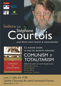 Stephane Courtois: Comunism si totalitarism