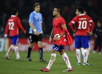 Remiza intre Uruguay si Chile