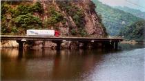 Viaductul de la Carligul Mic pe DN7