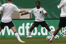 Germania, duel de cinci stele cu Brazilia