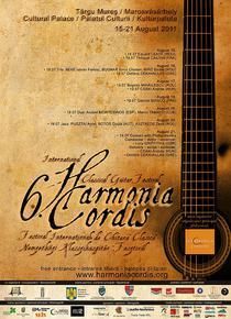 Festivalul Internaţional de Chitară Clasică 'Harmonia Cordis'
