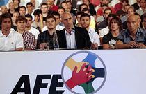 Luis Rubiales anunta greva in fotbalul spaniol