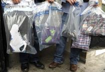 Politia britanica recupereaza o parte din bunurile furate