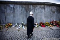 Comemorare 50 de ani de la construirea Zidului Berlinului