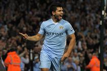 Sergio Aguero, debut impresionant la City