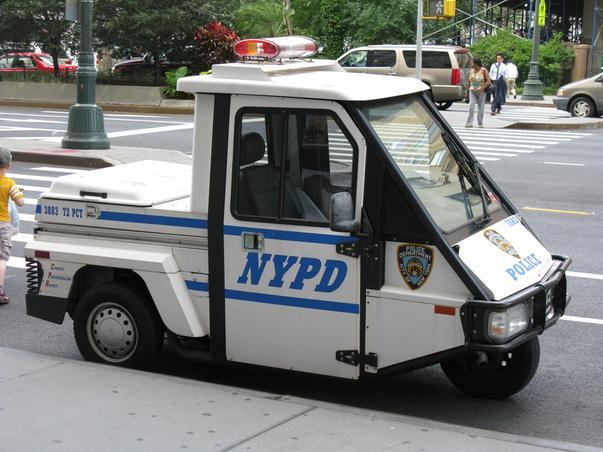 Politia NY
