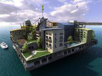 Orasul plutitor