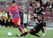 Tanase conduce Steaua spre grupele Europa League