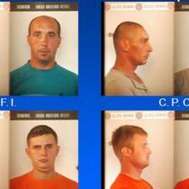 Patru romani arestati