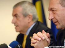 Basescu si Tariceanu, in 2008