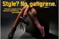 """Smoking is ugly"", o campanie desfasurata de Organizatia Mondiala a Sanatatii"