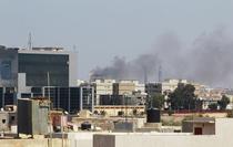 Lupte violente in jurul Bab al-Aziziya