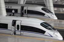 Trenuri de mare viteza la Beijing