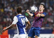 Messi, superior