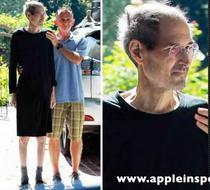 Steve Jobs, doua zile dupa ce si-a dat demisia