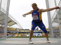 Nicoleta Grasu, 8 la Mondiale