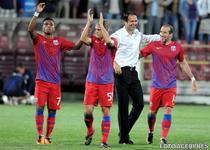 Steaua vrea trei puncte de la Medias