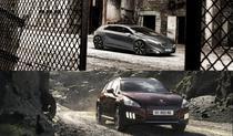 Colaj Peugeot HX1 si Peugeot RXH