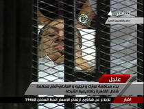 Hosni Mubarak, judecat la Cairo