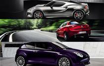 Colaj noutati Alfa Romeo pentru Salonul Auto de la Frankfurt