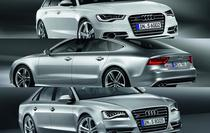 Colaj Audi S6, S7 si S8