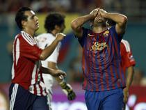 Barcelona, infrangere categorica cu Chivas