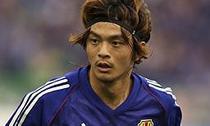 Naoki Matsuda, in timpul Cupei Mondiale din 2002
